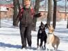 Достаточно двадцати минут занятий с собакой в день
